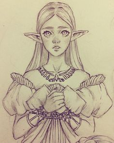 Illustration Art Drawing, Art Drawings, Art Reference Poses, Drawing Reference, Evil Demons, Legend Of Zelda Breath, Learn Art, Breath Of The Wild, Cute Art