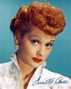 I love Lucille Ball!