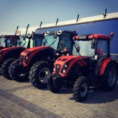 #agrotech #targikielce #tractor #farmer