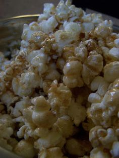 Made by Me. Shared with you.: Cinnamon Vanilla Popcorn