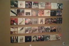 1000 Images About Cd Wall Art On Pinterest Cd Wall Art