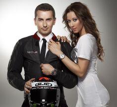 #JorgeLorenzo #motoGP champion wears #SECTOR #watches. Shop here: www.PrivateSales.hk/shop
