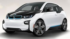 Apple is really interested in BMW i3