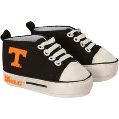 Tennessee Volunteers Infant High Top Shoes