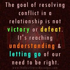 conflict resolution quotes - Google Search
