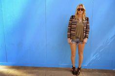 SUMMERTIME BLUES // www.cassiekarl.com #fashion #style #blogger