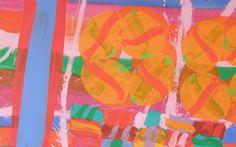 Albert Irvin 'Clarendon' (2003) Trinity College Dublin, Doors, Abstract, Inspiration, Collection, Art, Summary, Biblical Inspiration, Art Background