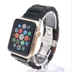 $28.98 (Buy here: https://alitems.com/g/1e8d114494ebda23ff8b16525dc3e8/?i=5&ulp=https%3A%2F%2Fwww.aliexpress.com%2Fitem%2FLuxury-Handmade-Wooden-Strap-Classic-butterfly-Buckle-Watch-Bands-With-Watch-Band-Adapter-For-Apple-Watch%2F32647736160.html ) Luxury Handmade Wooden Strap Classic butterfly Buckle Watch Bands With Watch Band Adapter For Apple Watch iWatch 42mm for just $28.98