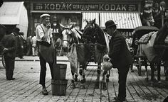 Emil Mayer was a Viennese photographer who did most of his work with a hand-camera on the streets of Vienna around the 1910s. Although he wa...