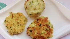Couscous-Zucchini-Bällchen › babytipps24.de