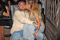 Ariana Grande and Mac Miller go public with romance