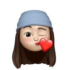 Cute Emoji Wallpaper, Cute Patterns Wallpaper, Wallpaper Iphone Disney, Bio Instagram, Instagram White, Emoji Pictures, Girly Pictures, Iphone Wallpaper Tumblr Aesthetic, Tumblr Wallpaper
