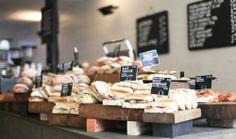 Best London Cafes - Jetsetter