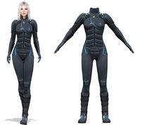 https://flic.kr/p/25W85ew | New release: Full Body Armour Uniform | marketplace.secondlife.com/p/Full-Perm-Fitmesh-Spaceship-...