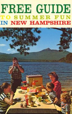 SUMMER FUN IN NEW HAMPSHIRE