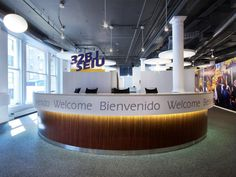 GKV Architects | 32BJ SEIU. Located in the Historic District of Ladies' Mile, the 250,000 square feet #headquarters is designed for 32BJ SEIU, the largest property services workers' union in the country, with over 120,000 members. The 3-floor #interior fit-out includes a ground floor lobby, an auditorium, #office space, conference rooms, classrooms, industry training rooms and a dental clinic, featuring 26 dental stations. 32BJ SEIU headquarters is a #LEED certified project.