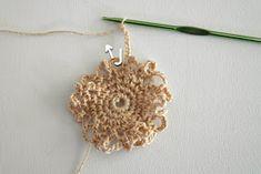 DMMU: Gratis haakpatroon: Boodschappen-netje! Crochet Earrings, Knitting, Jewelry, Tutorials, Peace, Bags, Tricot, Jewels, Breien