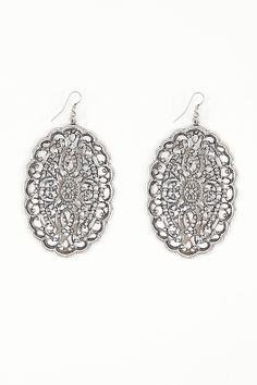 Dressing Your Truth - Type 2 Antique Lace Earrings