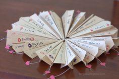 Valentine Paper Plane