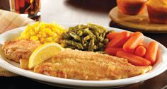 7-15-2016. I'm grateful for dinner with David and Karla at Cracker Barrel. I had the Haddock Dinner.