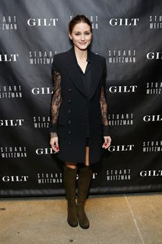 d3103c1d7dd 79 Fascinating Olivia Palermo-Boots images