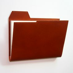 Folder Notebook Cover – $75