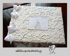 Crystal Wedding Guestbook