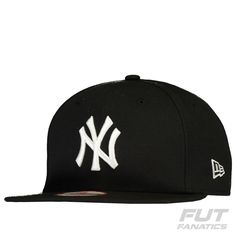 3c3b1259f Boné New Era MLB New York Yankees 950 Preto Somente na FutFanatics você  compra agora Boné