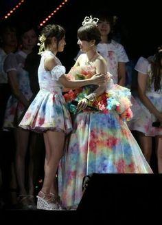 AKB48 Oshima Yuko #graduation #卒業 #大島優子 #perfection #imgoingtocrynow takamina takahashi minami