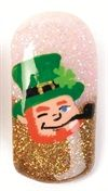 Nail Art Studio: Winking Leprechaun - Style - NAILS Magazine