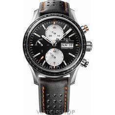 Men's Ball Fireman Storm Chaser Pro Automatic Chronograph Watch (CM3090C-L1J-BK) - WATCH SHOP.com™