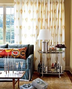 Incorporate Ikat at Home