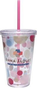 Some fun memorable summer cups from Glass America.BPA FREE.