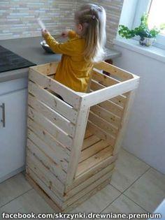 "KITCHEN HELPER ""PREMIUM"" Learning Tower Montessori, pomocnik kuchenny. Skarżysko-Kamienna - image 1"