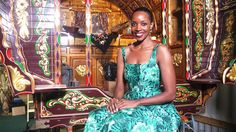 Josie d'Arby enjoys the rich heritage inside Britain's only Romany museum. Praise Songs, Bbc One, Lily Pulitzer, Museum, Dresses, Fashion, Vestidos, Moda, Fashion Styles