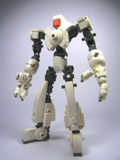hope mecha by cmaddison, via Flickr