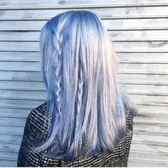 Blullini Dying my hair like this very soon :D Excited.