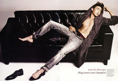 2PM Nick Khun - Arena Homme Plus Magazine May Issue '11