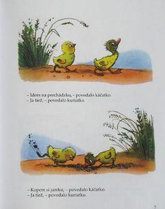Veselé rozprávky o zvieratkách, V. G. Sutejev