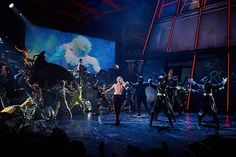 Bat Out Of Hell The Musical - West End