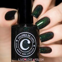 Colores de Carol Omega Centauri Nail Polish