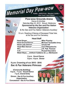 memorial day 2015 flyer template free