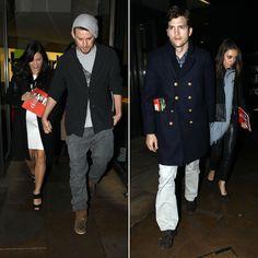 Mila Kunis and Ashton Kutcher Double-Date at the Opera With Channing Tatum and Jenna Dewan
