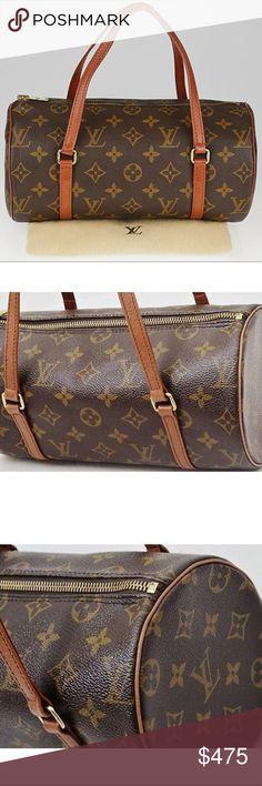 96227d75b0 Authentic Louis Vuitton Monogram Papillon bag Authentic Louis Vuitton  Monogram Papillon