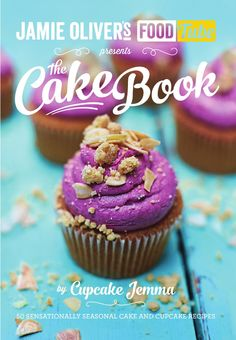 Jamie Oliver's Food Tube - The Cake Book  Jamie has personally chosen his favourite subjects for this Food Tube series, Jemma's cupcakes fulfil Jamie's  high food standards of quality, flavour and fun.   Jemma is part of the London street food scene with a strong online following. Her seasonal collection of recipes take cupcakes to the next level while still being accessible and fun.   She makes her cakes with plenty of love, exciting flavours and a large spoonful of creativity.    The Cake…