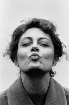 Susan Sarandon. Luv her in thelma and louise
