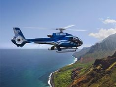 Circle of Fire and Waterfalls Helicopter Adventure The majestic Big Island of Hawaii is so large it is tough to visit its highlights on a vacation. But you can see the best the island has to offer in less than an hour on a helicopter adventure that takes you from Hilo to the Circle of Fire, where the still-active Kilauea volcano continues to spew liquid fire from the core of the Earth, and waterfalls descend from the mountain rainforests.