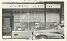 Millner's Cafeteria, Urbana, Ohio