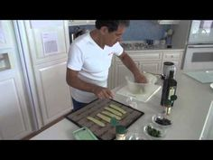 Alkaline Recipe Video #1: Raw Alkaline Zucchini Wheels with Pesto - Unique and delicious! http://www.energiseforlife.com/wordpress