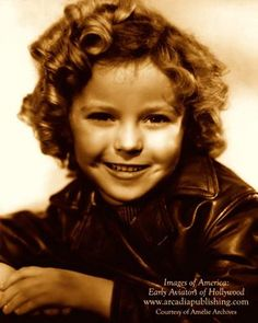 """On this day in history, April 23, 1928: Shirley Temple Black, America's Little Darling,"""" was born in Santa Monica, CA. Though this child star's film career started at age three, Temple rose to international fame two years later with the movie """"Bright Eyes"""" (pictured here) and its musical hit """"On the Good Ship Lollipop."""""""